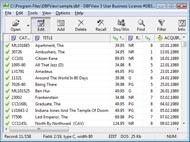 xls sql converter View Table On Dbf File
