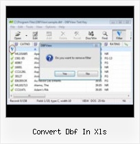 Free Convert Dbf File To Excel convert dbf in xls