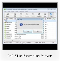 Dbf Files In Excel dbf file extension viewer