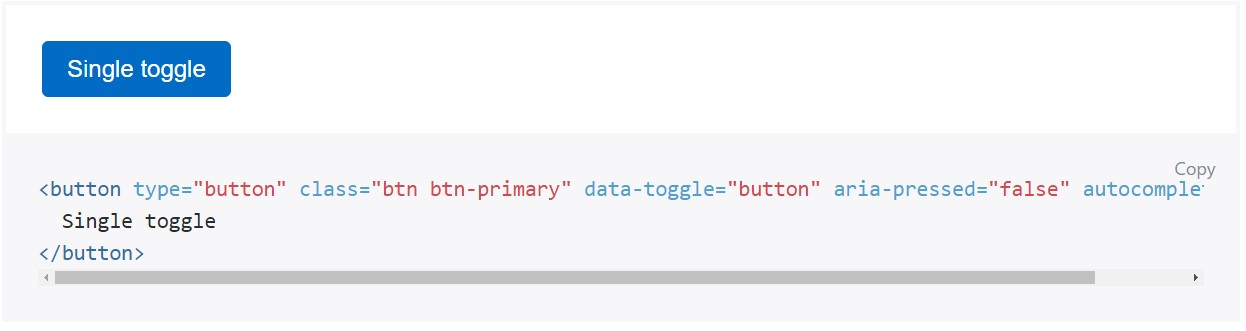 Toggle states  provided  from Bootstrap  switches